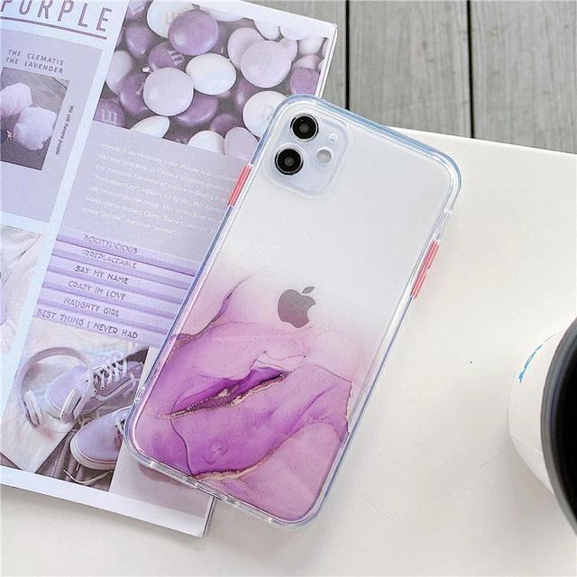 Lavender Fields Phone Case