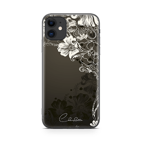 Floral Filigree Iphone 12 Case