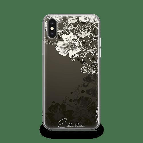 Floral Filigree Iphone 12 Case