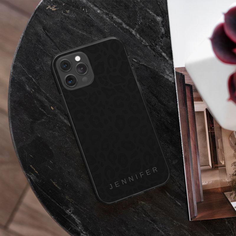 Noir-Leopard-iphone-Case