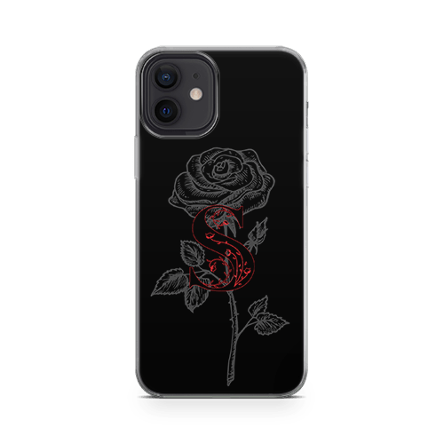 Anthea Initial iphone 12 case