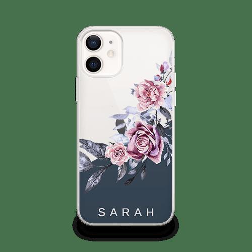 Wildflower iphone 12 case