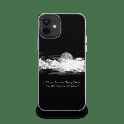Moonlight Quote iPhone 12 Case