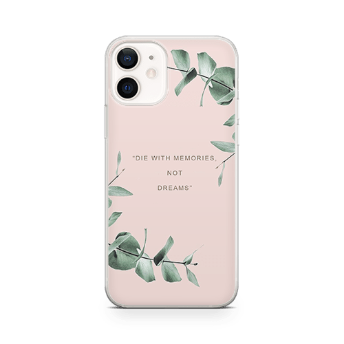 pastel forest iphone 12 case