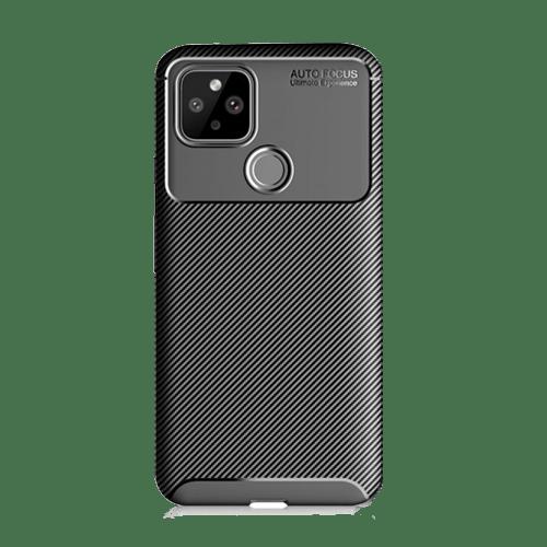 Carbon Gel Pixel 5 Phone Cover