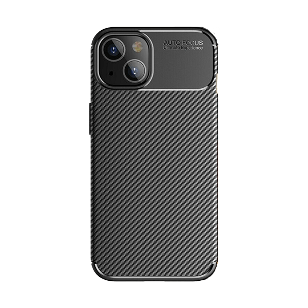 Carbon Gel iPhone 13 Case