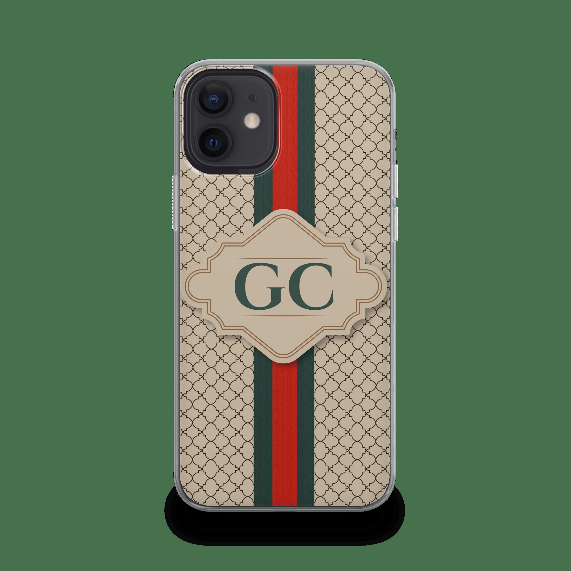 Cinzel Stripe iPhone 12 Case