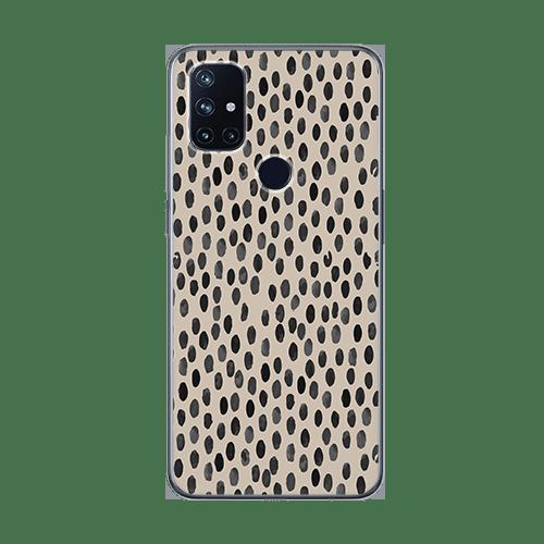 Coffee Polka OnePlus Nord N10 Case