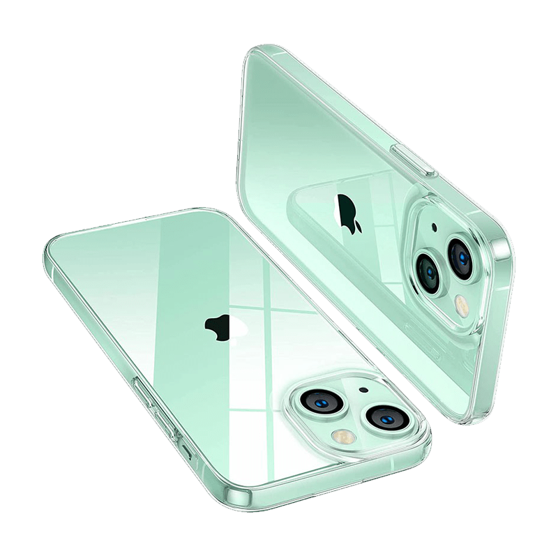 Crystal Clear iPhone 13 Case