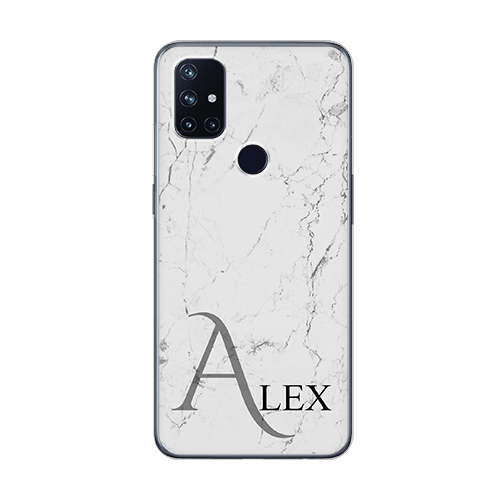 Marble-Light-OnePlus Nord N10 Case