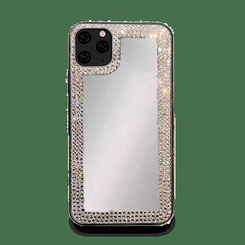 Rhinestone Mirror iPhone 11 Case