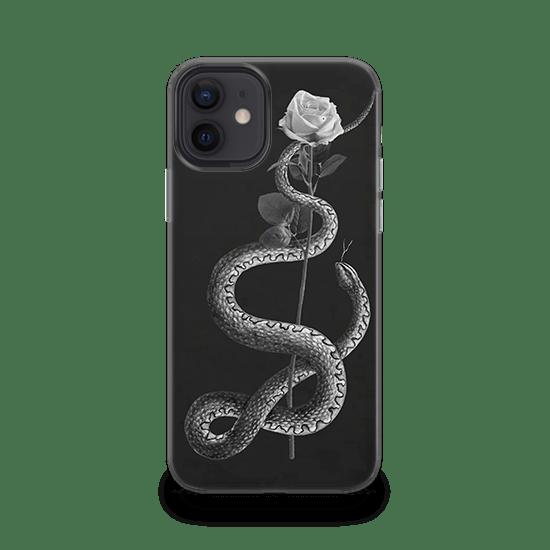 Serpent Rose Iphone 12 Case